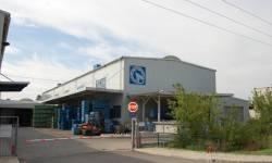 Výrobní a skladové haly