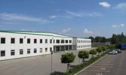 Třídící hala a administrativní budova