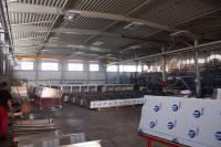 Výrobní a skladová hala